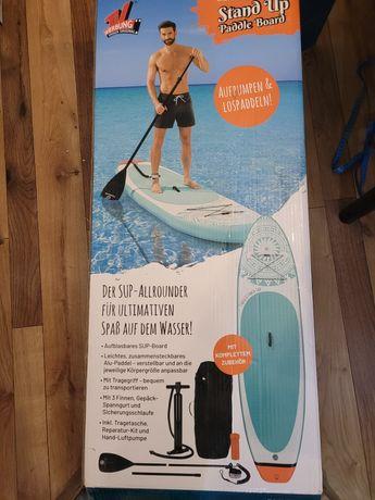 Deska pompowana do surfingu, sup