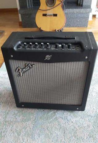 Amplificador 40 watts Guitarra Mustang II FENDER