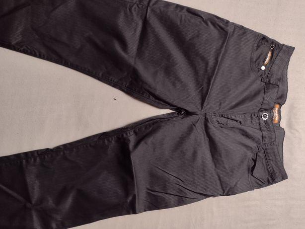 Spodnie męskie czarne L