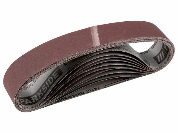Ленточная наждачная бумага 50 ×686 мм 10 шт Parkside PSBS 240 D1