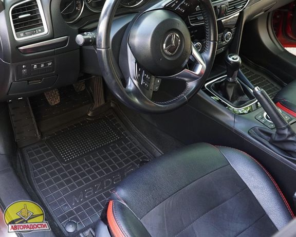 БЕСПЛАТНАЯ ДОСТАВКА Коврики в салон Mazda 3 6 CX-5 Мазда