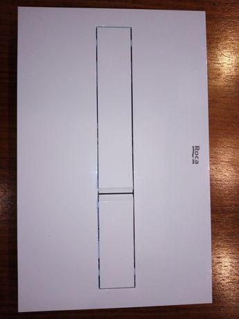 Przycisk spłukujący do stelaża ROCA dual White