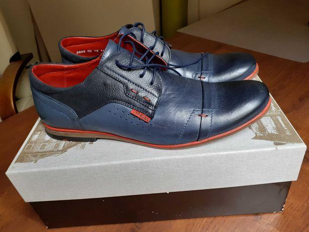 Pantofle, buty męskie  Venezia