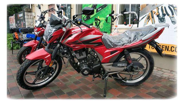 мотоцикл (мото) musstang region mt200 Объем двигателя 197 (см3)