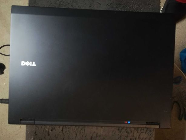Portátil Dell latitude E5400
