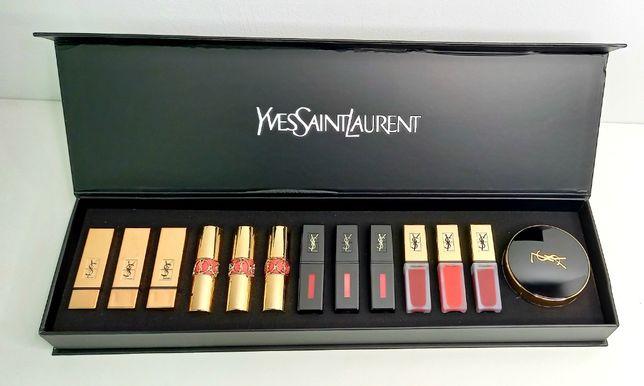 Duży Zestaw kosmetyków Yves Saint Laurent