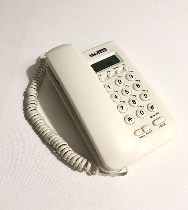 Telefon stacjonarny Max Com KXT-100 Gdynia - image 1