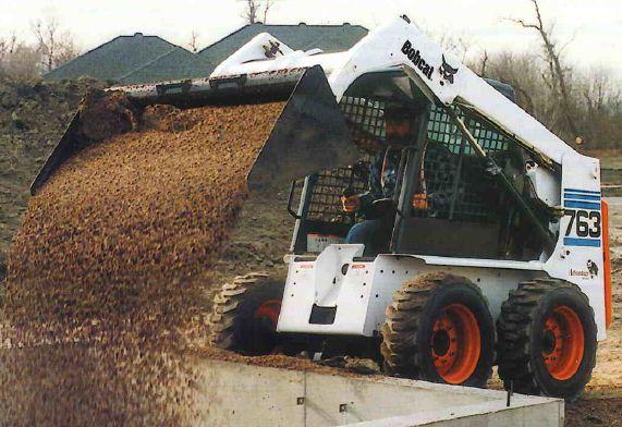 USŁUGI BOBCAT Podlaskie roboty ziemne wyburzenia rozbiórki