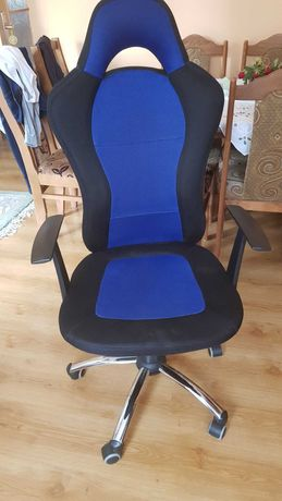 Fotel obrotowy SNERTINGE , biurowy gamingowy