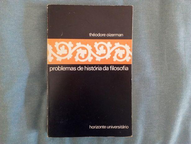 Problemas de História da Filosofia, de Théodore Oizerman