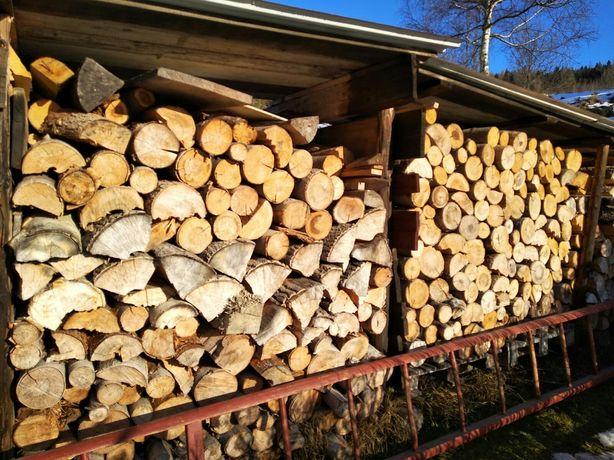 Drewno na opał, kominkowe