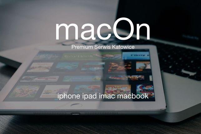 Wymiana szybki LCD wyświetlacza iPad Air Mini Pro Serwis Apple