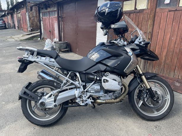 BMW 1200GS не adventure