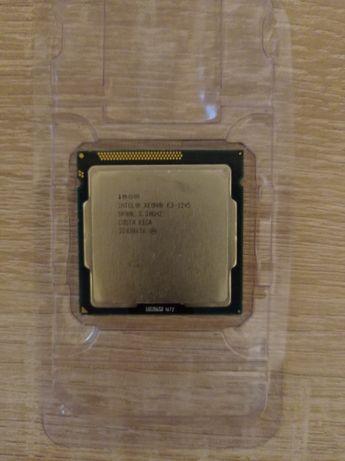 Процесор Intel (R) Xeon (R) CPU E3-1245, socket LGA1155