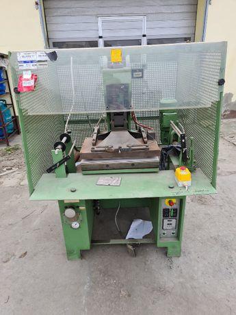 Pneumatyczna maszyna do złocenia i tłoczenia na gorąco. hot stamping !