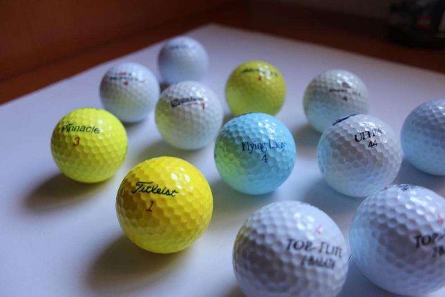 Bolas de Golf Coleccionaveis