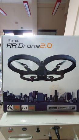 AR DRONE PARROT 2.0  com mala de transporte e muitos acessórios