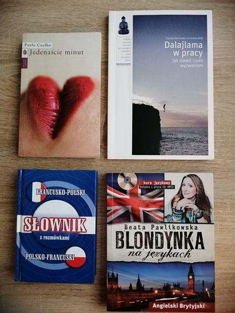 Książki Coelho słownik poradnik