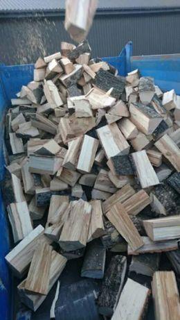 Drewno kominkowe liściaste mix