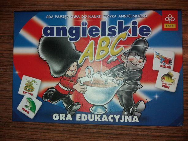 """Edukacyjna gra - """"Angielskie ABC"""""""