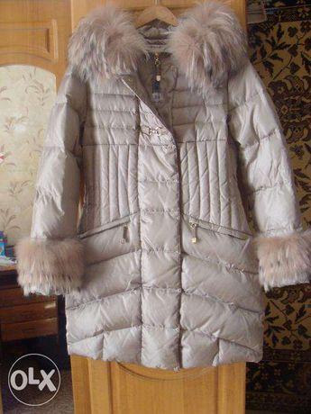 Продам куртку удлиненную, пальто, пуховик - новый, размер 48-52.
