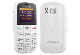 Alcatel One Touch OT-282 White