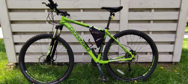 Велосипед Cannondale trail 4, 2015 год, размер L