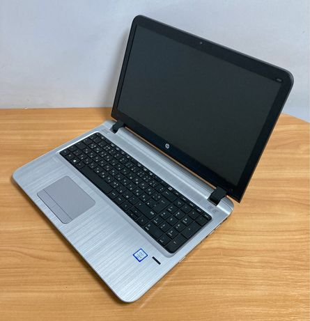Стильный Ноутбук Hp ProBook 450, Core i5/6 Gen/SSD 256/ 8 RAM/Win 10