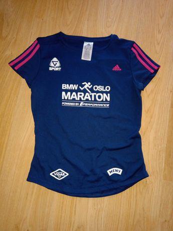 Adidas Koszulka sportowa BMW2018 Oslo Maraton, rozm. S