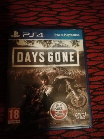 Days gone na ps4
