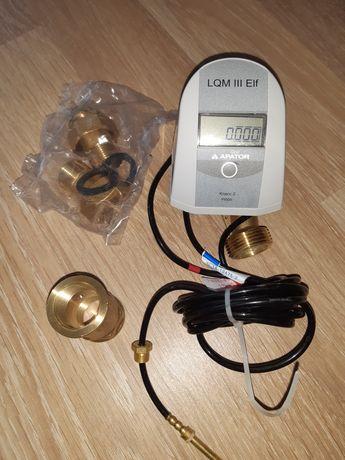 Теплолiчильник,терлосчетчик,счетчик тепла LQM-III-ELF DN20