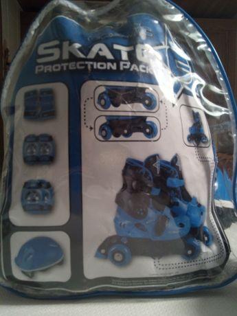 Vendo patins para criança em bom estado.