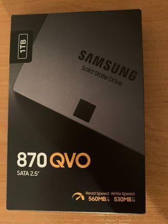 Dysk SSD samsung 870 QVO 1TB