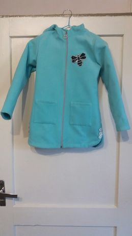 Курточка-плащик на дівчинку
