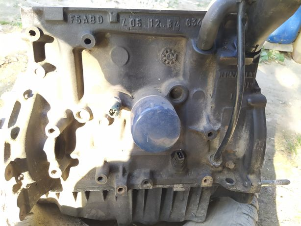 Блок Renault Kangoo, F8Q 632