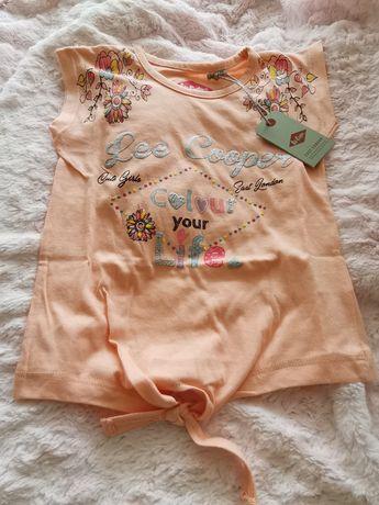 T-shirts novas Lee Cooper menina 2 anos