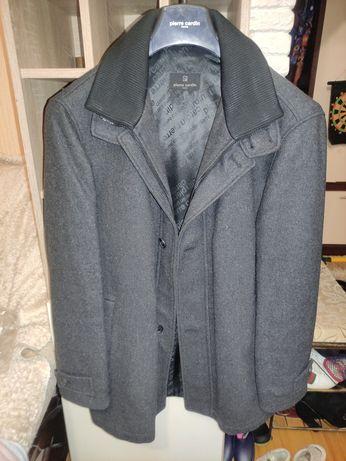 Мужское пальто куртка фирмы Pierre Cardin