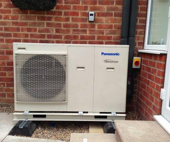 Теплові насоси (Тепловые насосы) Panasonic. 5-7-9-12-16 кВт