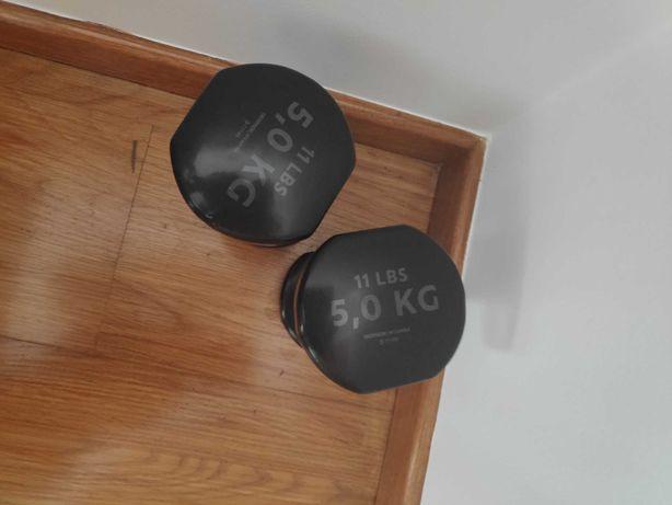Pesos para pilates