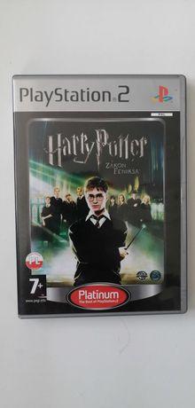 Harry Potter Zakon (Order) Feniksa  PS2 / Ideał PL