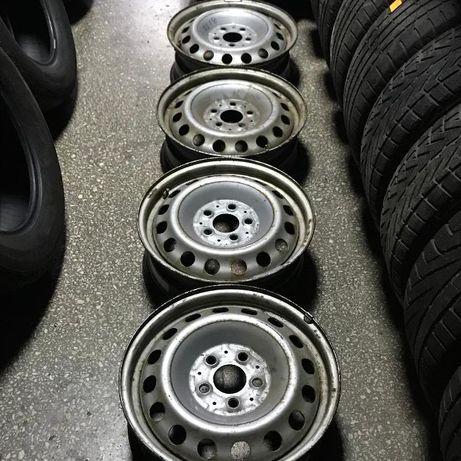 Диски 5\112\R16 Мерседес Vito стальные диски