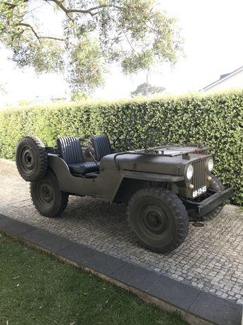 Jeep willys CJ 2