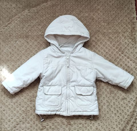 Куртка парка осенняя на 12-18 месяцев