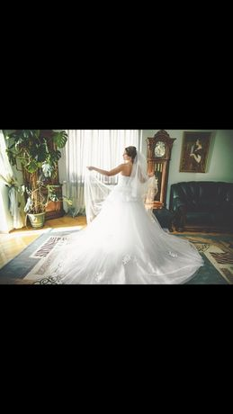 Весільне плаття від Stella Shakhovskaya