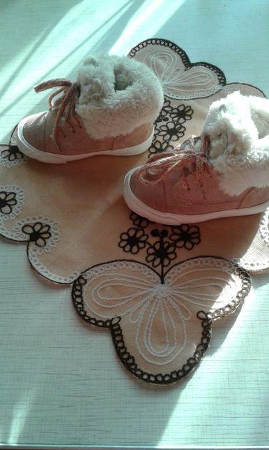 Детские ботиночки кеди ZARA 21р