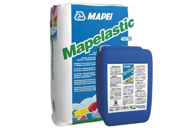 Mapei Mapelastic Hydro-izolacja Dwuskładnikowa A+B Taras-y Balkon 32kg