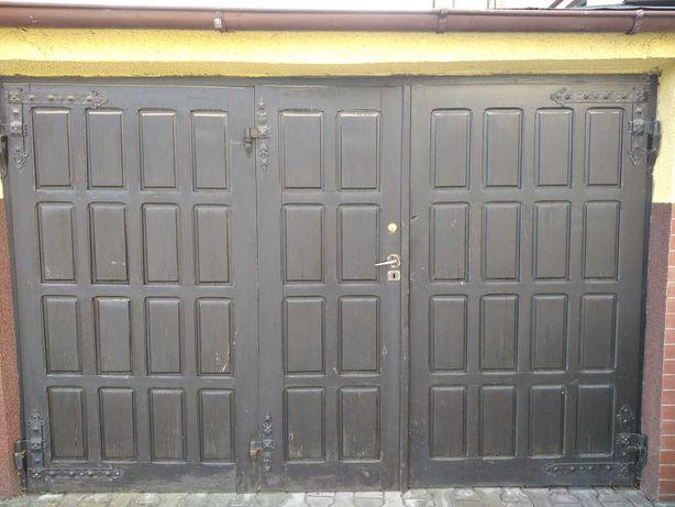 Sprzedam Drzwi garażowe