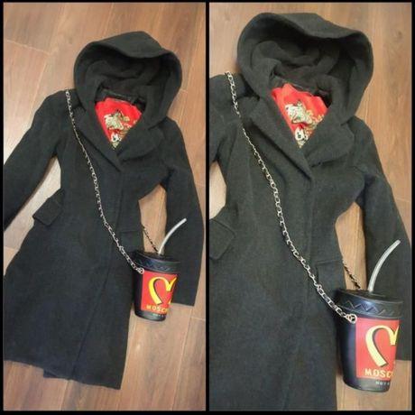 Французское пальто с капюшоном