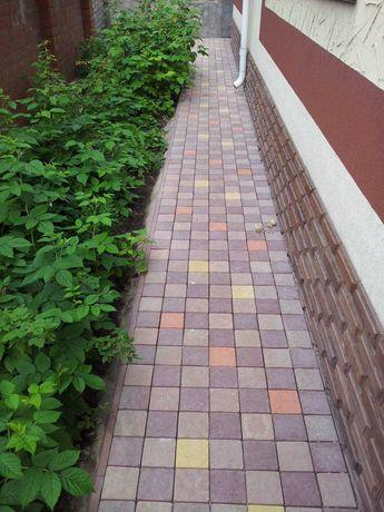 Плитка тротуарная, Укладка тротуарной плитки