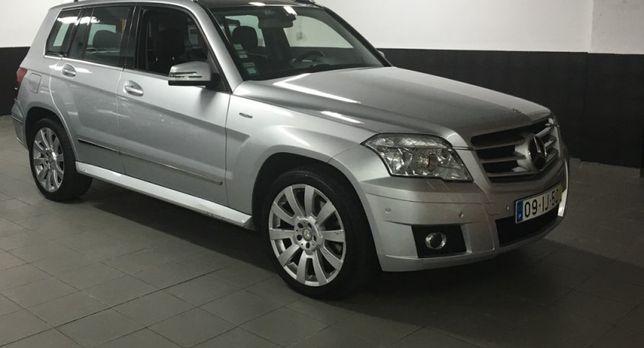 Mercedes GLK 220 4MATIC CDI